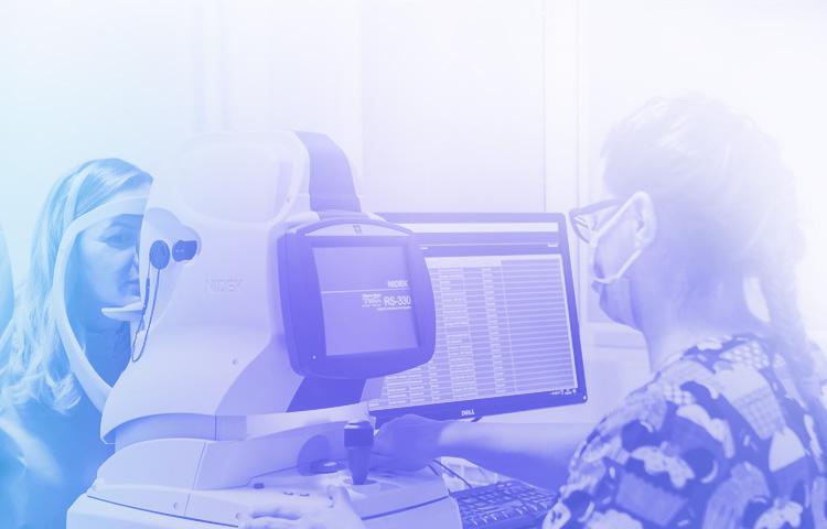 Nistagmus oftalmologic Tratamente funcționale pentru miopie